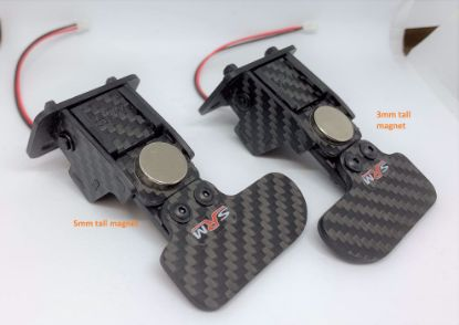 Picture of Replacement Gear Shifter Set for Fanatec Wheels
